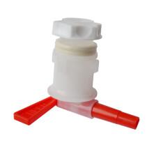 Пластиковый кран для бродильной емкости