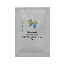 Винные дрожжи Yeast for white wines (7 грамм)