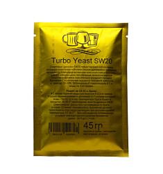 Спиртовые дрожжи Turbo SW20 (45 грамм)