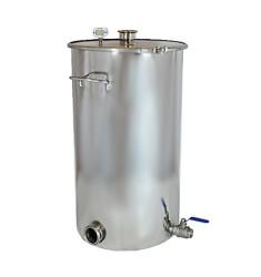 Перегонный куб с выходом под тэн 56 литров