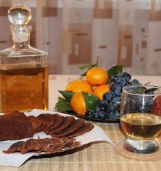 Рецепт бурбона в домашних условиях