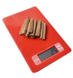 Дубовая щепа среднего обжига 25 грамм