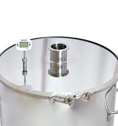 Перегонный куб с тэном и регулятором 56 литров