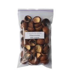 Скорлупа ореха макадамия 100 грамм