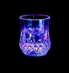 Светодиодный LED Стакан RGB