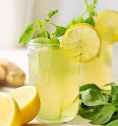 Лимонно-имбирная настойка