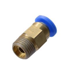 Быстросъемное соединение с наружной резьбой 3/8 под шланг 4 мм