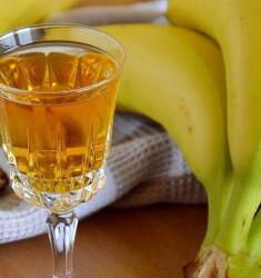 Банановый ликер