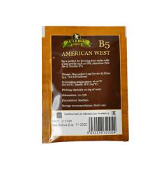 Пивные дрожжи Bulldog american west B5 (10 грамм)