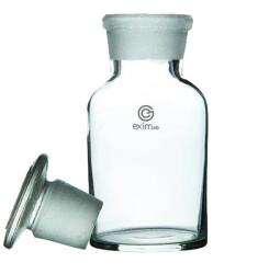 Склянка с притертой пробкой 250 мл (светлое стекло)