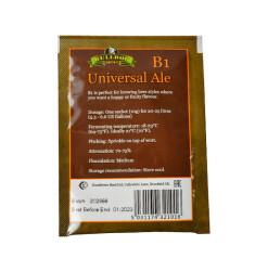 Пивные дрожжи Bulldog universal ale B1 (10 грамм)