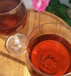 Ликер из лепестков роз