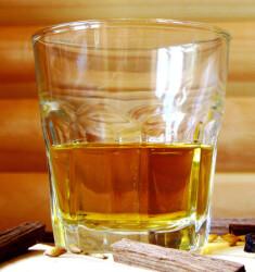 Шотландский виски (дымный)