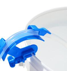 Зажим для шланга пластиковый