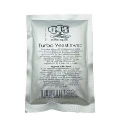 Спиртовые дрожжи Turbo SW20 (100 грамм)