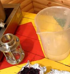 Водка на смородине