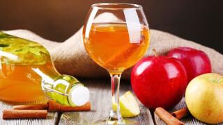 Яблочная настойка