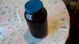 Наливка из шелковицы