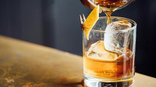 Настойка пряный виски