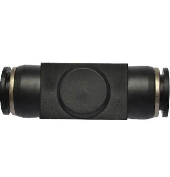 Кран с быстросъемным соединением 12 мм