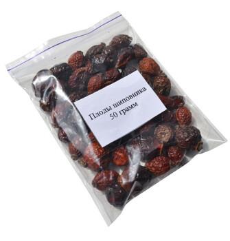 Плоды шиповника 50 грамм
