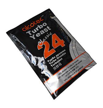 Спиртовые дрожжи Alcotec 24 Turbo Classic