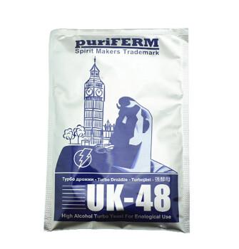 Спиртовые дрожжи Puriferm UK 48 Turbo