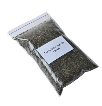 Мята (молотая) 50 грамм