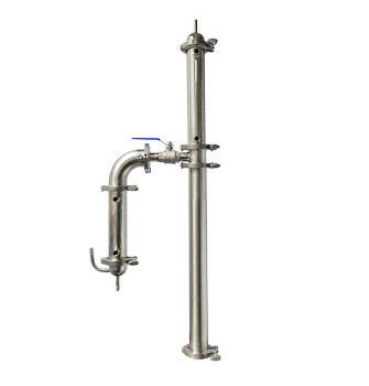Дистиллятор Прима Стандарт 2 дюйма с сантехкомплектом