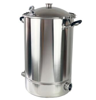 Перегонный куб с купольной крышкой 50 литров