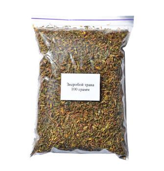 Зверобой трава 100 грамм