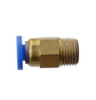 Быстросъемное соединение с наружной резьбой 3/8 (9,5 мм)