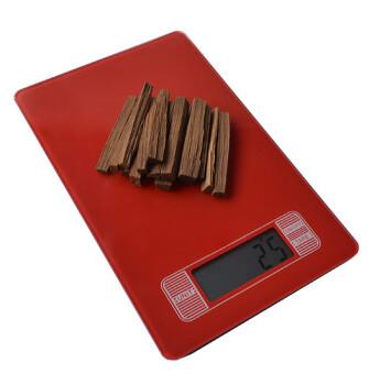 Дубовая щепа сильного обжига 25 грамм
