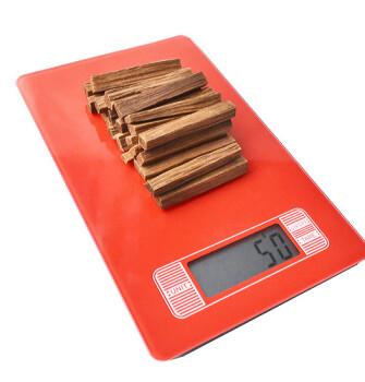 Дубовая щепа среднего обжига 50 грамм