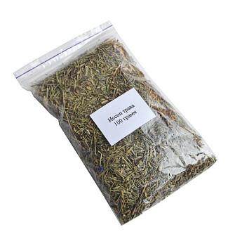 Иссоп трава 100 грамм