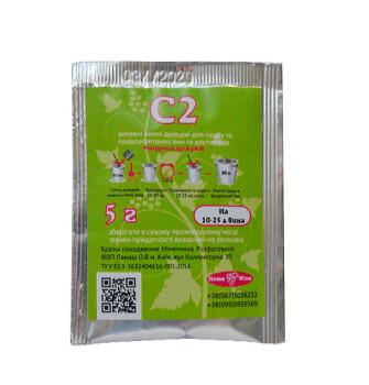 Винные дрожжи Oenoferm C2 (5 грамм)
