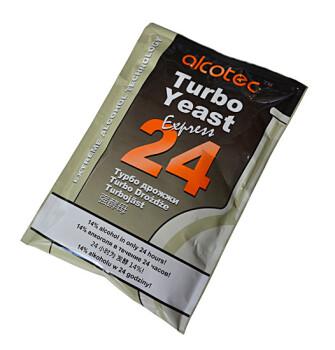 Спиртовые дрожжи Alcotec 24 Turbo Express