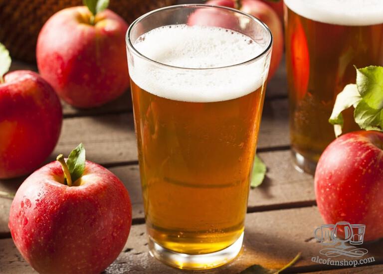 сидр из сока яблок в домашних условиях