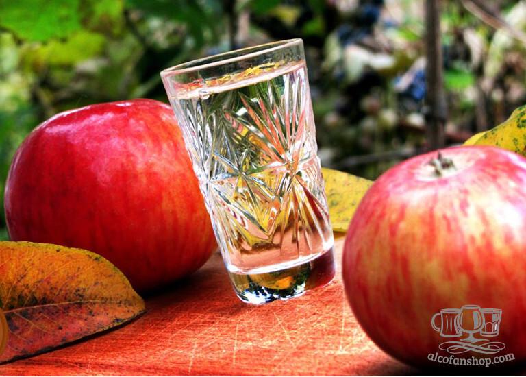 как поставить яблочный самогон